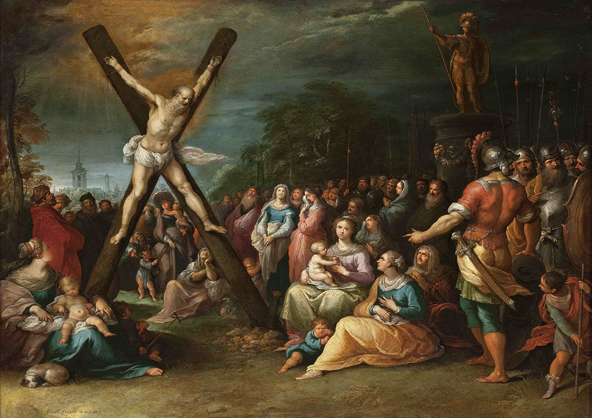 The Cross of Saint Andrew