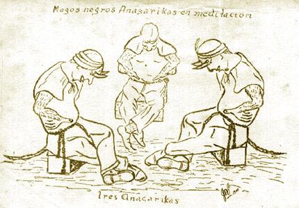 anagarikas
